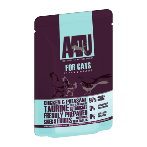 AATU Cat Wet Chicken & Pheasant 85g