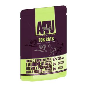 AATU Cat Wet Duck & Chicken Liver 85g