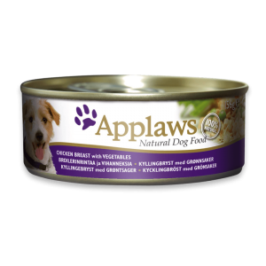Applaws Dog Chicken Breast with Vegetables 156g