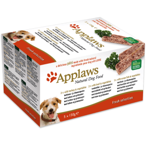 Applaws Dog Pate Fresh Selection Multipack