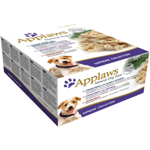 Applaws Dog Tins Supreme Collection Multipack