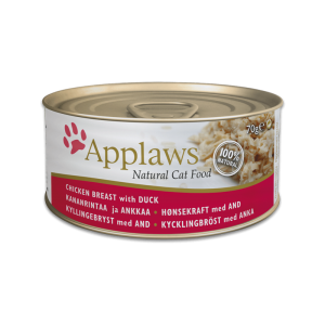 Applaws Chicken with Duck 70g