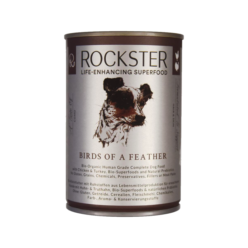 Rockster Birds Of A Feather 400g