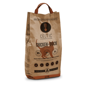 Celtic Connection Chicken With Duck & Turkey For Cats 2.5kg