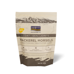 Fish4Dogs Mackerel Morsels - Coat, Skin, & Joint
