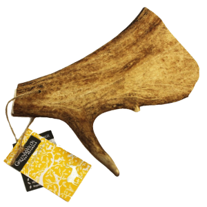 Green & Wilds Fallow Antler Dog Chew (Large)
