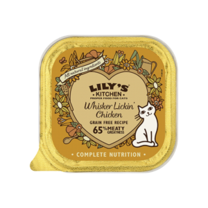 Lily's Kitchen Whisker Lickin' Chicken 85g
