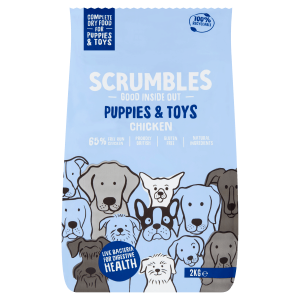 Scrumbles Chicken Puppy Dry Food