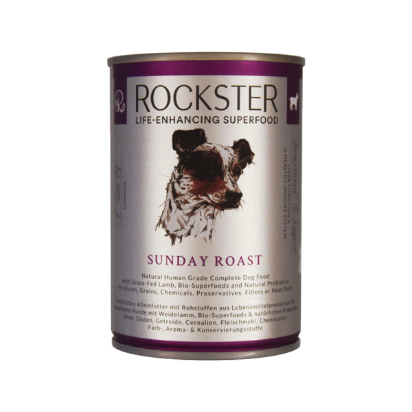 Rockster Sunday Roast 400g