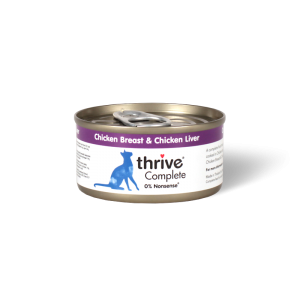 Thrive Complete 100% Chicken Breast & Chicken Liver