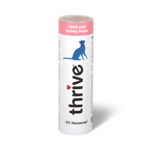 Thrive 100% Shrimp Cat Treats