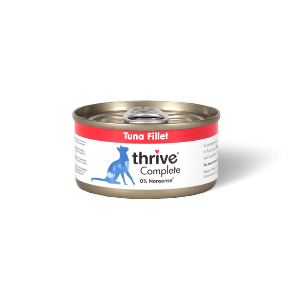 Thrive Complete 100% Tuna Fillet