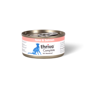Thrive Complete 100% Tuna & Salmon