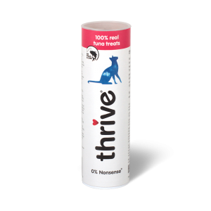 Thrive 100% Tuna Cat Treats