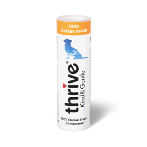 Thrive KIND & GENTLE 100% Chicken Dog Treats