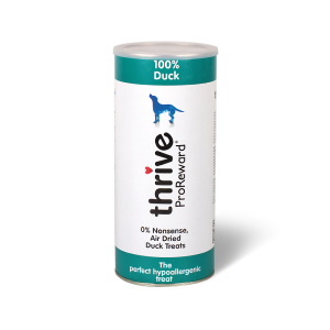Thrive ProReward??_ Duck Dog Treats