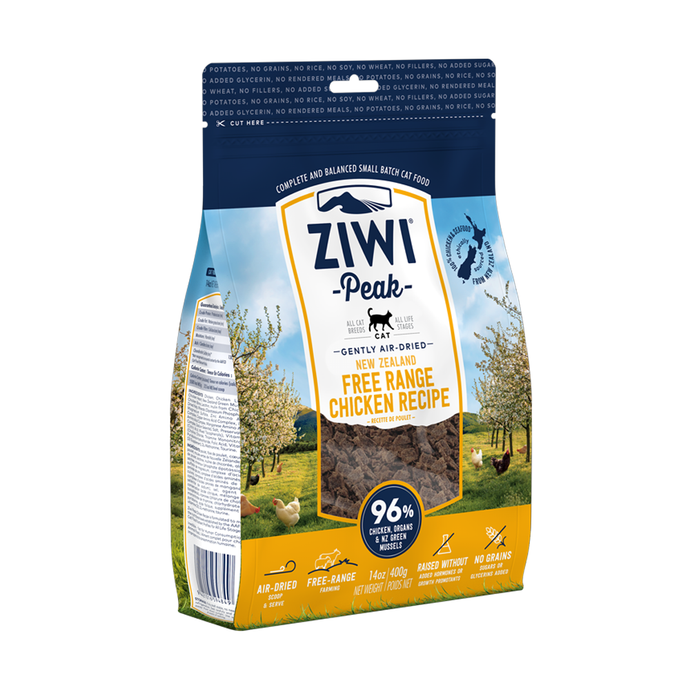 Ziwi Peak Cat Air-Dried Free-Range ChickenZiwi Peak Cat Air-Dried Free-Range Chicken