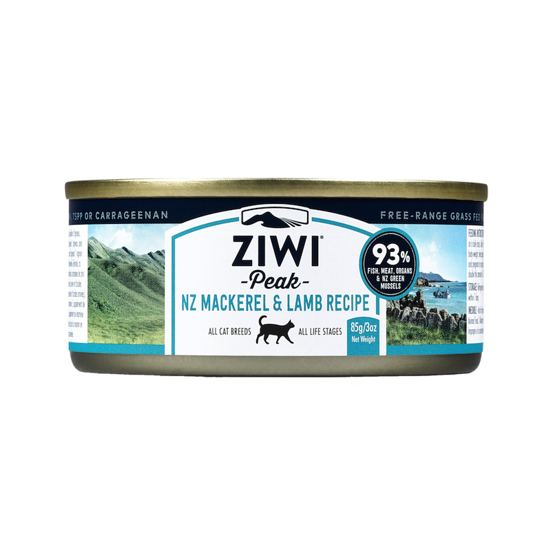Ziwi Peak Cat Moist Mackerel & Lamb