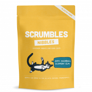 Scrumbles Anti Hairball Cat Treats