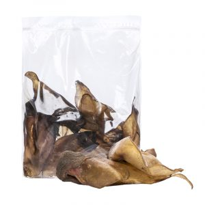 JR Pet Products Loose Extra Large Cow Ears