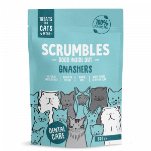 Scumbles Gnashers Cat Treats