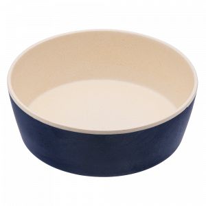 Beco Classic Bamboo Bowl, Midnight Blue