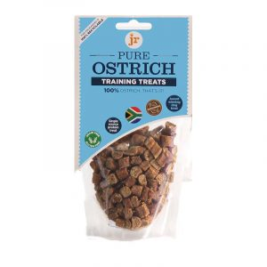 JR Pet Products Pure Ostrich Training Treats