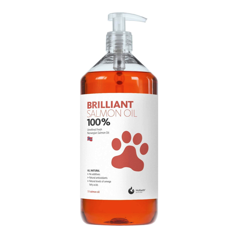 Brilliant Salmon OilBrilliant Salmon Oil