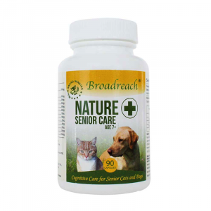 Broadreach Senior Care 7+ for Dogs and Cats (90 Capsules)